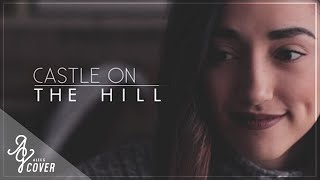 Castle On The Hill by Ed Sheeran | Alex G Cover
