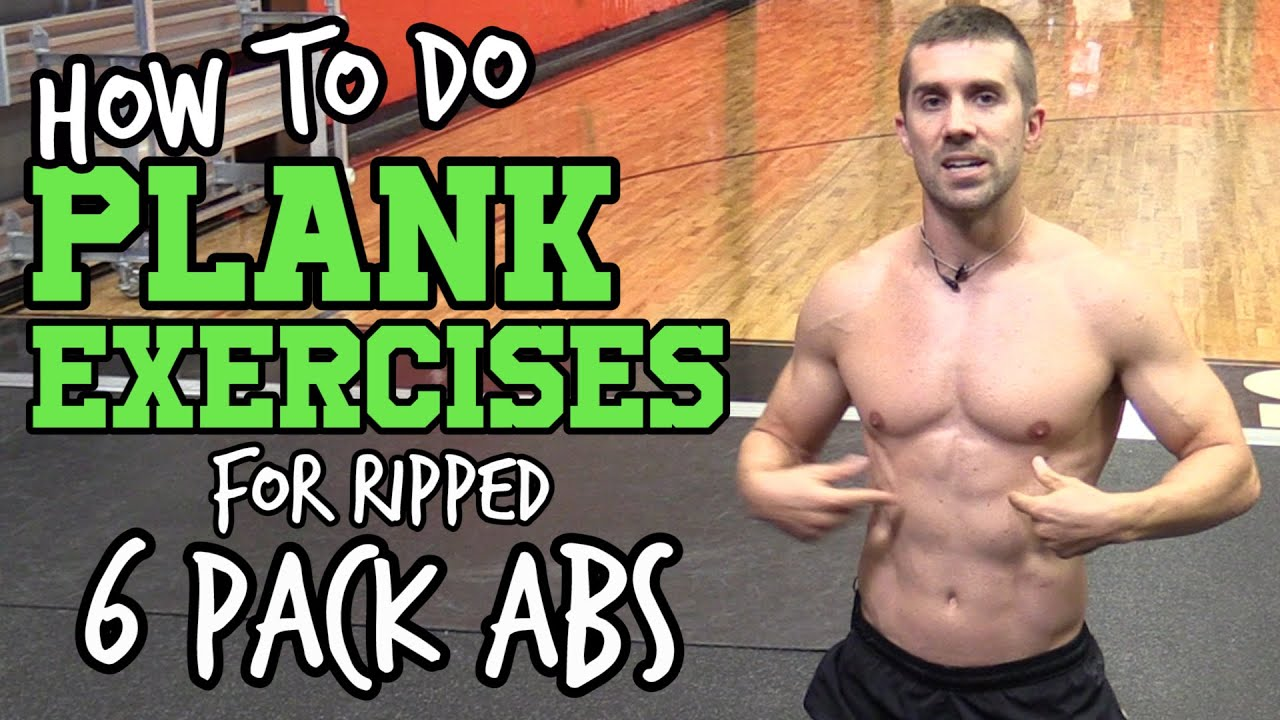 how to get a ripped 6 pack