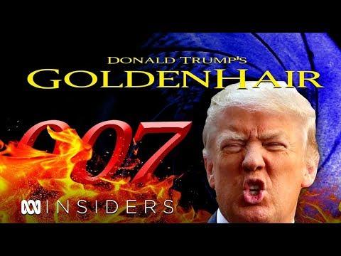 Mark Simone - Watch Donald Trump As James Bond
