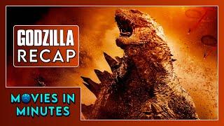 GODZILLA (2014) in 4 minutes (Movie Recap)