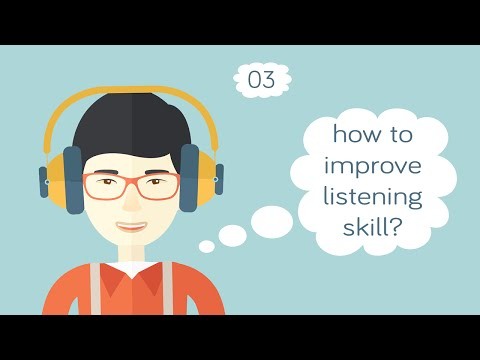 English Listening Practice With Subtitle 03, Improve Listeni