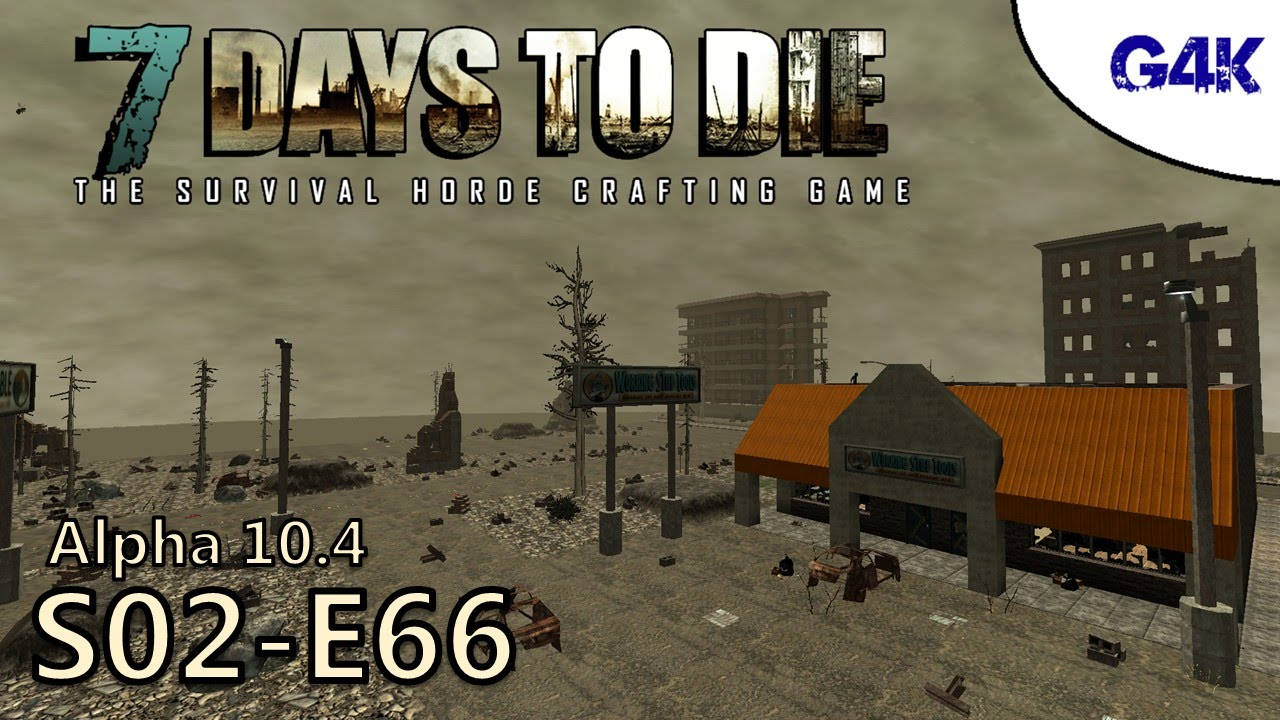 hub city tools 7 days to die gameplay s02e66 youtube
