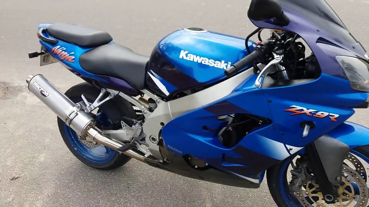 Kawasaki Ninja ZX9R 2000 | in Poole, Dorset | Gumtree