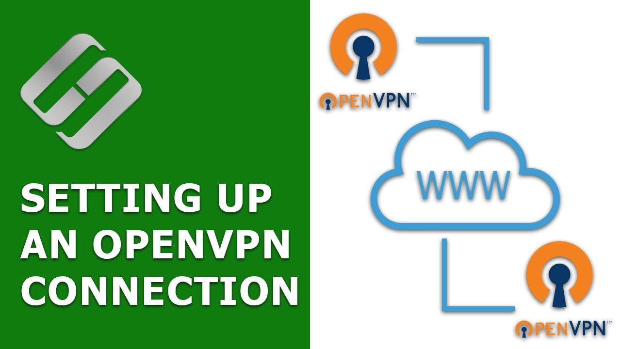 Setting Up an OpenVPN Connection (Configuring Server & Client) 💻↔️🖥️