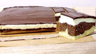 Տորթ Գիշեր Ցերեկ Торт День и Ночь Day and Night Cake Recipe