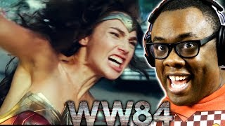 WONDER WOMAN 1984 Trailer Breakdown & Thoughts | Black Nerd