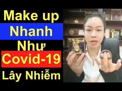 Nhật Kim Anh Chia Sẽ Bí Quyết Make Up Nhanh Gọn Lẹ Như Tốc Độ Lây Nhiễm Covid-19