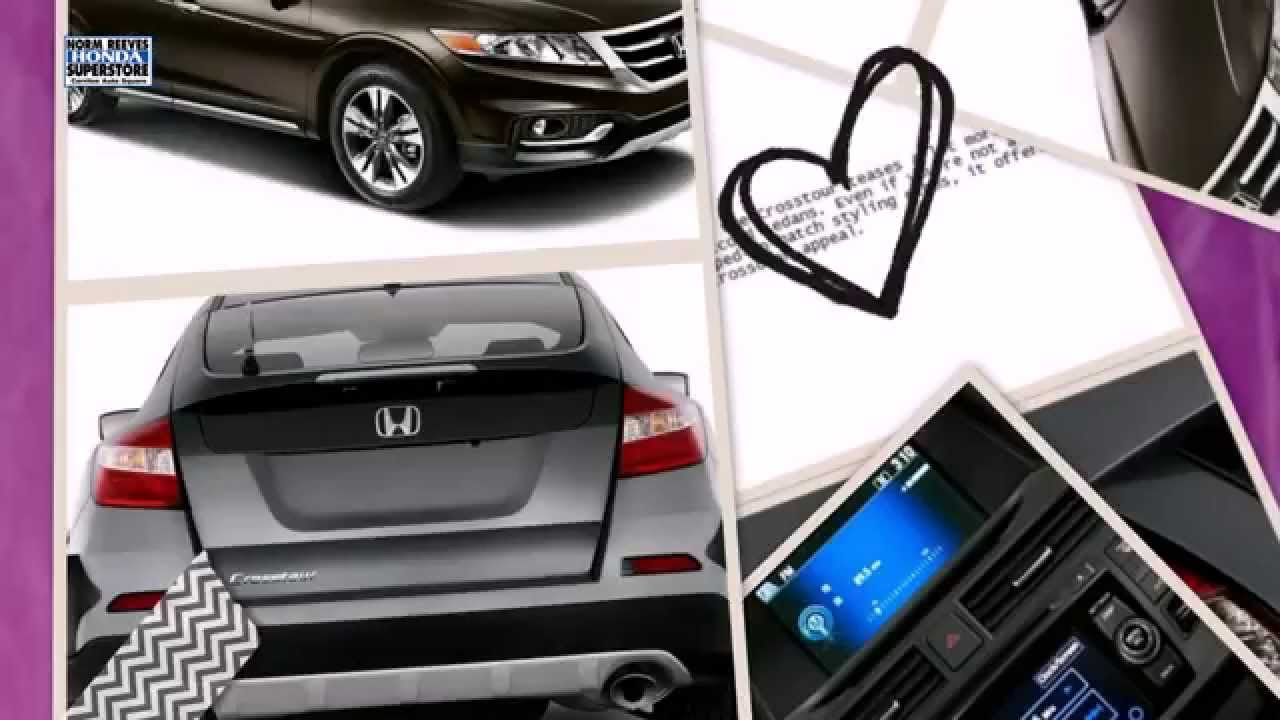 2015 Honda Crosstour Review   Los Angeles Honda Dealer