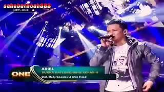 Video Ariel NOAH - Suara Hati Seorang Kekasih download MP3, 3GP, MP4, WEBM, AVI, FLV Desember 2017