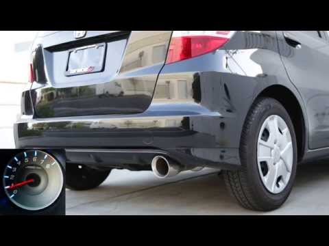 Tanabe Medalion Touring Exhaust for 2009-2013 Honda Fit
