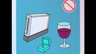 Wii Safety- Taken t๐o far!