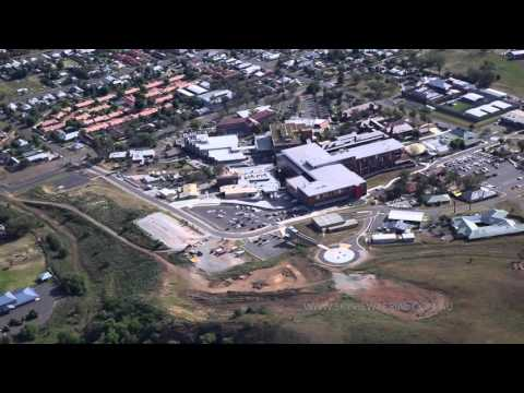 Tamworth Base Hospital Redevelopment TAMWORTH NSW AUSTRALIA (Oct 2015)