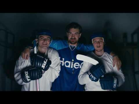 Серия рекламных роликов - бамперов для YouTube,  Cнятых для бренда Haier