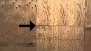 Wood House Framing Plywood Gaps - Home Building And Construction