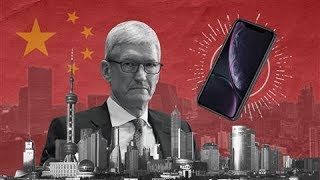 Apple's China Problem Goes Deeper Than the iPhone