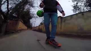 Penny Board - GoPro