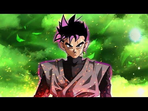 Rose Gohan Black AFTER Dragon Ball Super (DBS: Broken Ties)