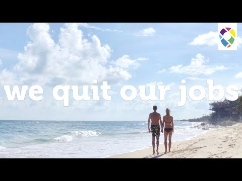 How We Travel Full Time Since We Quit Our Corporate Jobs - Ep. 008