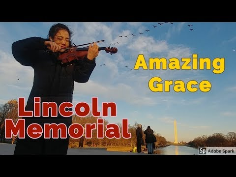 Lincoln Memorial-Amazing Grace Ji-Hae Park