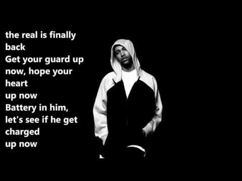 Joe Budden - Wake (Drake Diss) [LYRICS]