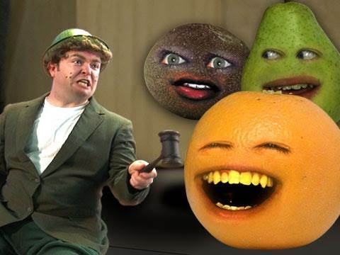 Annoying Orange – Food Court