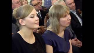 видео В Москве вручили премию за сохранение культурного наследия