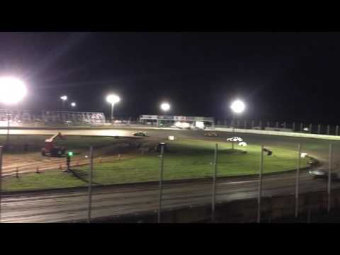 Sport Compact feature race Humboldt Speedway 5/26/2017
