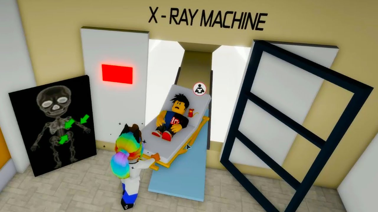Life as a Brookhaven Doctor ( Roblox Hospital RP )