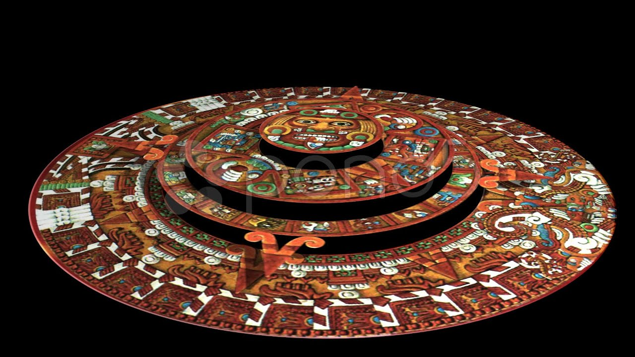 Who Created Mayan Calendar Survive 2012 Archived Mayan Calendar Countdown To 2012 Technically Aztec Not