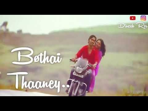 Kadhalum Oru Vagai Bodhai Thane Love Status