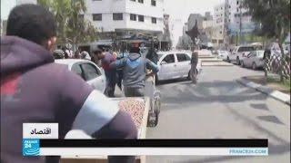 معاناة كبيرة في قطاع غزة بسبب ارتفاع معدلات البطالة