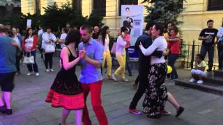 Mil Pasos - Soha, Tango argentinian la Milonga de Mayo, 2015