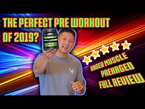 Is This Really the Best Pre Workout of 2019?   Kaged Muscle PreKaged Review