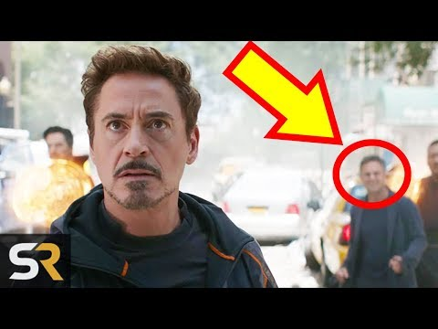 Infinity War: 10 Important Details You Totally Missed