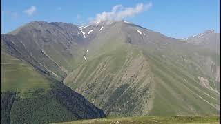Окрестности села Муслах Альпийские луга красота зелень