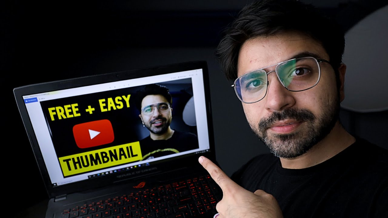 How to Make YouTube Thumbnails for FREE | Tutorial and Ideas
