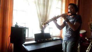 Nandito Ako - Saxophone Cover