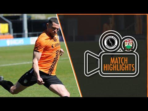 Boreham Wood Barnet Goals And Highlights