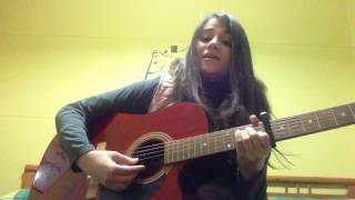 Enti mchiti/إنت مشيتي - Guitar cover - Melhem Zein- by Melissa Gharibeh