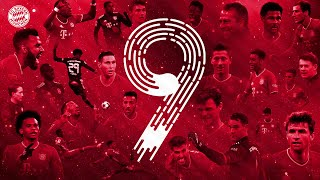 FC Bayern are crowned Bundesliga champions 2020/21 #to9ether