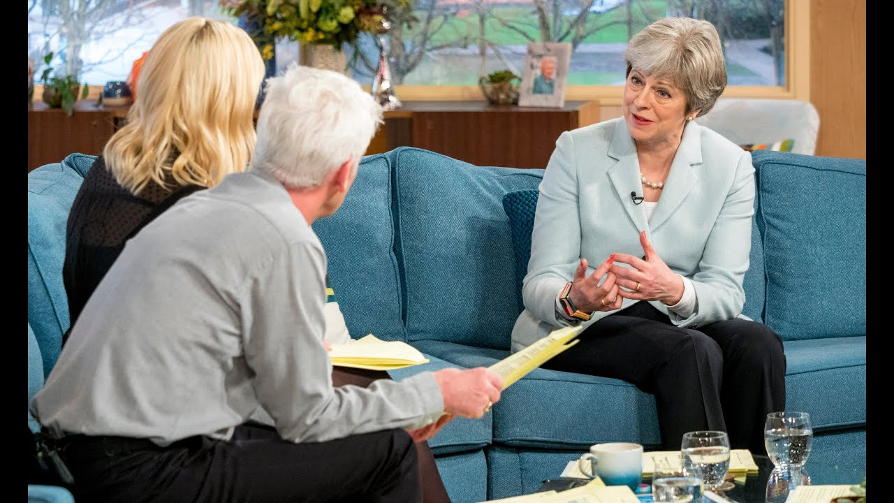 Theresa May says she is 'secure' in her position