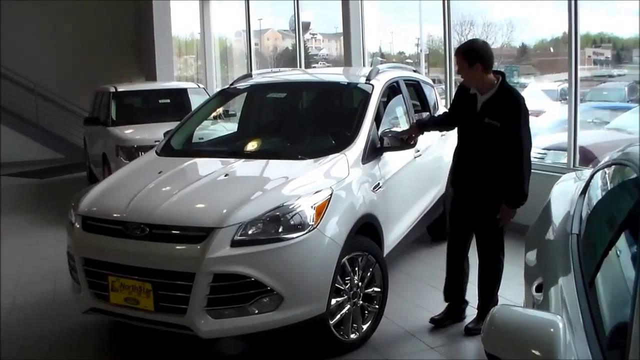 Duluth Car Dealerships >> 2015 Ford Escape Presentation Northstar Ford Duluth Mn