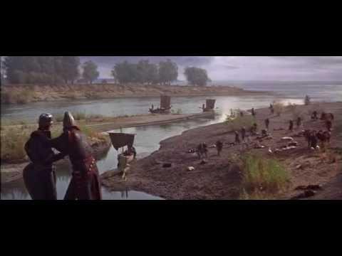 The Warlord (1965) - Arrival at the Village & Frisian raid