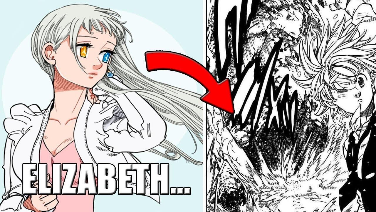 ELIZABETH... MUERE?? l Nanatsu no Taizai Manga 310 ...