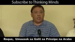 Philippine Government Hit Back UN Zeid Ra'ad al-Hussein