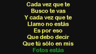 Juanes & Nelly Fertado   Fotografia Karaoke