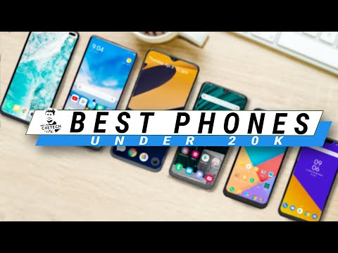 Top 5 Phones Under ₹20000 (after 2020 GST Hike)