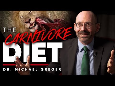 DR. MICHAEL GREGER - CARNIVORE DIET: Are There Any Benefits To Eating Meat? | London Real thumbnail
