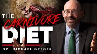 DR. MICHAEL GREGER - CARNIVORE DIET: Are There Any Benefits To Eating Meat? | London Real