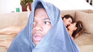 My Roommate HAD SEX IN FRONT OF ME & FELL ON TOP OF ME NAKED: STORYTIME